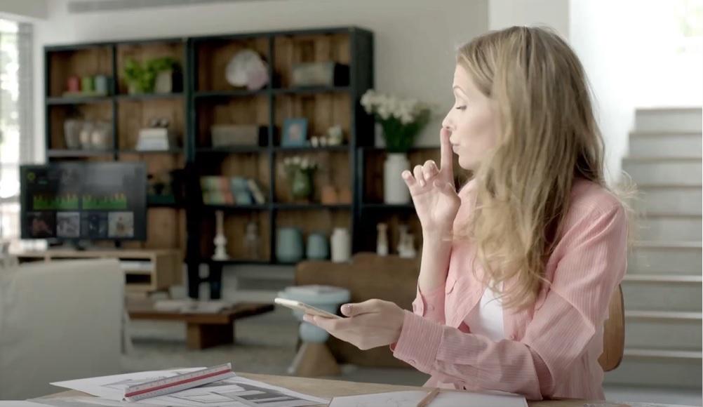 Controla tu hogar con sólo un gesto